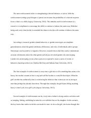 PSY 313 Assignment 2 Part 2.docx