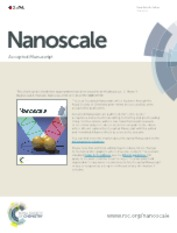 Composition Controlled Synthesis of PCL-PEG Janus Nanoparticles - Magnetite nanoparticles prepared f