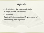 risk management and internal control ppt5