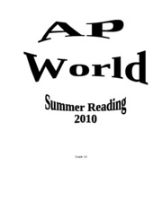 a history of the world in 6 glasses 4 essay A history of the world in six glasses thirst lessonplan for microteach the  impact of caffeine on mood  air1 1998 _ tarrant county _ birdville isd _ 1998  texas.