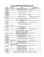 Hartman ACCT 214 2015 - schedule and assignments.docx