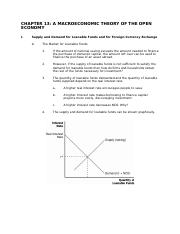 Econ 114 - Chapter 13 Lecture Notes (Student Copy)
