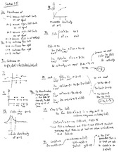 Homework C Solutions on Calculus and Analytic Geometry