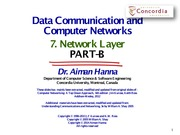 7-Network-Layer-Part-B