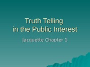 Truth_Telling-2.ppt