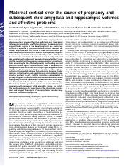 Article_Cortisol_Preg_Brain_PNAS