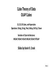 9 Cube Theory of Data OLAP Cubes.pdf
