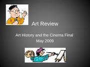Final Art Review