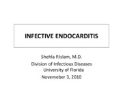 updated endocarditis powerpoint