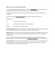 essay breaking nonverbal norms nonverbal communication  most popular documents for com 3110
