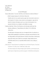 Annotated Bibliography Essay #3.docx