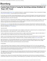 07_Cuomo Sues Ernst & Young for Assisting Lehman Brothers in `Repo 105' Fraud -.pdf