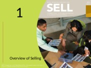 Personal Selling Ch 1 1.26