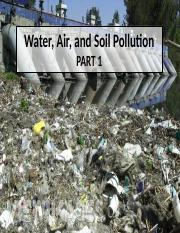 Lecture 12_ Air,water,soil pollution-2