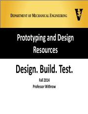 297 Lecture prototypes and project resources