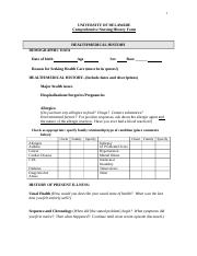 Comprehensive nursing history form.doc