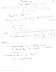 Final Solutions Key Probs 1-6