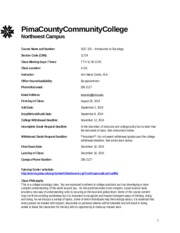 Soc 101 CRN 11724 Revised Fall 2014 Condo (2).doc