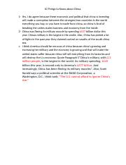 China and the u.s economic.docx