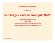 Lecture26-Surcharge-Loads-on-Walls