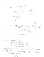 Math 172C Spring 2015 - Class 4 Solutions