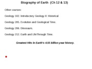 08 Biography of Earth