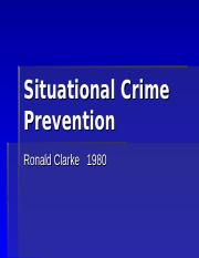Situational Crime Prevention(1)-2.ppt