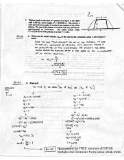 Midterm 1 2013 solutions