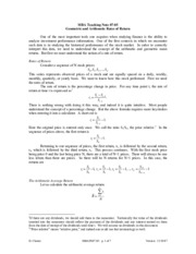 MBA Teaching Note 07-05