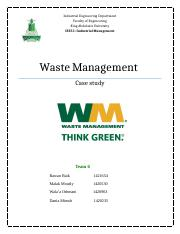 Waste Management.docx