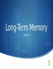 Chapter 5-Long-term Memory.pptx