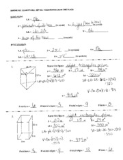 Quiz 1 Review Sheet_Solutions