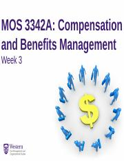 compensation and benefits week3 Easily share your publications and get them in front of issuu's compensation and benefits hrm-531-week3-individual-compensation-and-benefits.