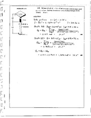 195_Mechanics Homework Mechanics of Materials Solution