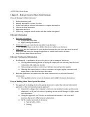 ACCTG211 Book Notes Chapter 8 (Managerial).docx
