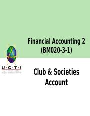 Ch6-Clubs Accounts.ppt