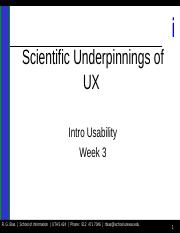 Week 3- scientific- underpinnings of usability engineering memory.ppt