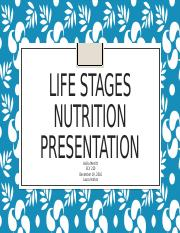 sci 220 human nutrition Sample human nutrition curriculum this is a sample curriculum for a bs degree in food science and human nutrition, human nutrition option  fshn 220: principles .