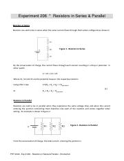 Exp # 206 - Resistors in Series & Parallel(3).pdf