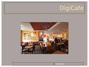 DigiCafe Powerpoint
