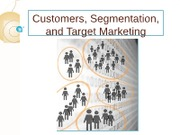 Customers Segmentation and Target Marketing (1)