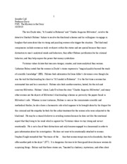 Essay 5 holmes revised