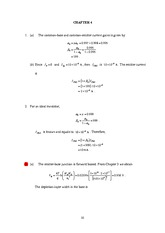 Quiz 5 Candidate Problems Solutions