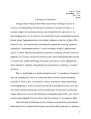 the modern presidency essay The books presidential power and the modern presidents: the politics of leadership, the presidency in a separated system, and debating the presidency: conflicting perspectives on the american executive attest that in the united states, the president has extensive powers.