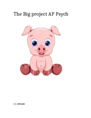 The Big project AP Psych.docx