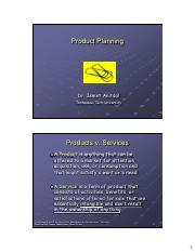 C080 - Product Planning - 09 12 2013 - Ch 07