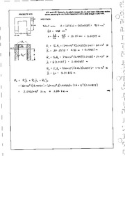 364_Mechanics Homework Mechanics of Materials Solution