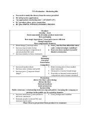 igcse enterprise coursework exemplar