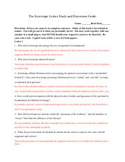 Screwtape Letters Study Guide for 2018 (1).pdf