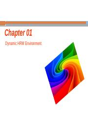 Chapter-01 Dynamic HRM Environment.pptx